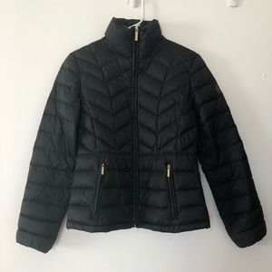 Michael Kors Packable Down Jacket and Bag